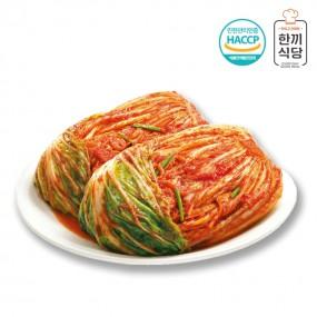 [한끼식당] 해썹 인증 우리 농산물 100% 김치 골라담기(10kg까지 택배 1건) 이미지