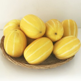 [비타민테이블] GAP인증 실속형 성주 꿀참외 로열과 3kg/5kg (무료배송) 이미지