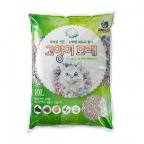 고양이 모래(숯향)_(10L × 4봉)/BOX 이미지