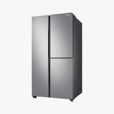 [아자픽] 삼성 양문형 3도어 푸드쇼케이스 냉장고 846L RS84T5061M9(색상:젠틀실버매트) 이미지