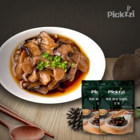 [픽찌]송화버섯 장아찌  간장 300gx2팩 이미지