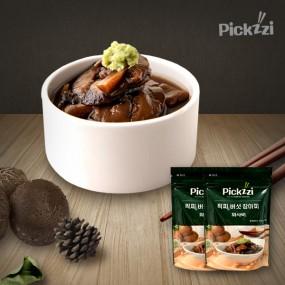 [픽찌]송화버섯 장아찌 고추냉이 300gx2팩 이미지