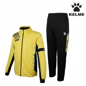 켈미 KN1099 트레이닝복세트 옐로우 운동복 이미지