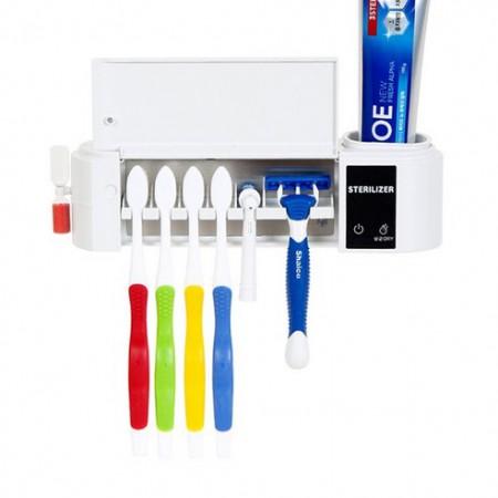 [에코지우] 칫솔 살균기 건조기 PTC히터방식 (무료배송)