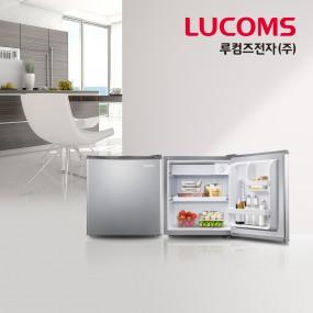 [대우루컴즈] 소형 냉장고48L(R048K03-S) 이미지