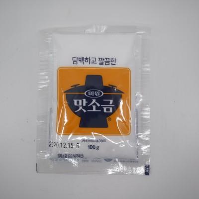 [아자마트]청정원 미원 맛소금 100g