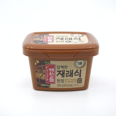 [아자마트]CJ 재래식 된장 500g
