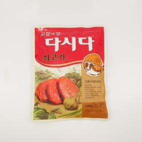 [아자마트]CJ 쇠고기 다시다 300g 이미지