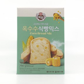 [아자마트]CJ 옥수수식빵믹스 760g 이미지