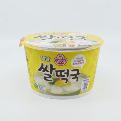 [아자마트][가격인하]오뚜기 옛날쌀떡국 172.2g (유통기한 : 2021년 08월 01일 까지)