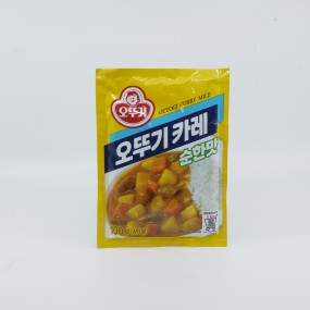 [아자마트]오뚜기 카레(순) 100g 이미지
