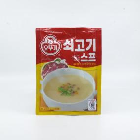 [아자마트]오뚜기 쇠고기스프 80g 이미지