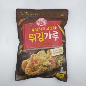 [아자마트]오뚜기 바삭하고 고소한 튀김가루 1kg 이미지