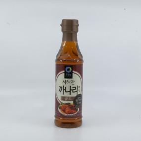 [아자마트]청정원 까나리액젓 500g 이미지