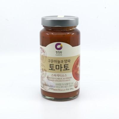 [아자마트]청정원 토마토 스파게티 소스 600g