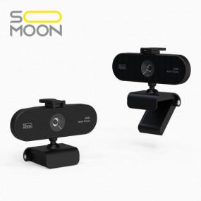 [개인방송장비] SOMOON 소문 QHD 30fps 웹캠 SE-WC500 이미지