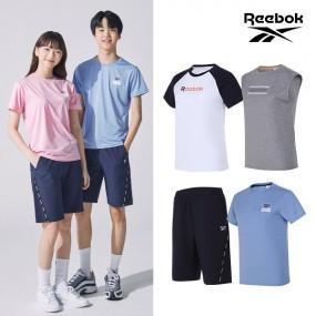 [REEBOK] NEW 리복키즈 클래식 티셔츠/반바지 남아 4종세트 이미지