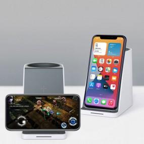 [에스모도] 무선 고속충전 휴대폰거치대 펜슬케이스 SMODO-208A 이미지