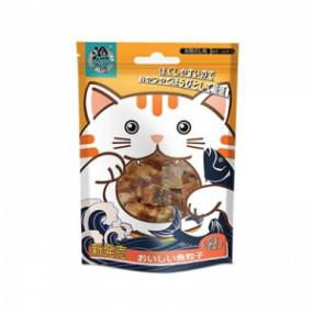 탐냥 캣푸드 고양이 간식 연어포/멸치포/명태포/가다랑이포 이미지