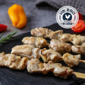 [신의푸드] 닭꼬치(닭다리살꼬치)10개 (1개 45g) 이미지
