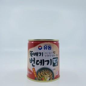 [아자마트]유동번데기탕280g(얼큰한맛) 이미지