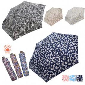 [정오의 특가] 햇빛에도 비에도 강하다! UV차단 튼튼한  ★쌩크로포드 접이식 양우산 이미지