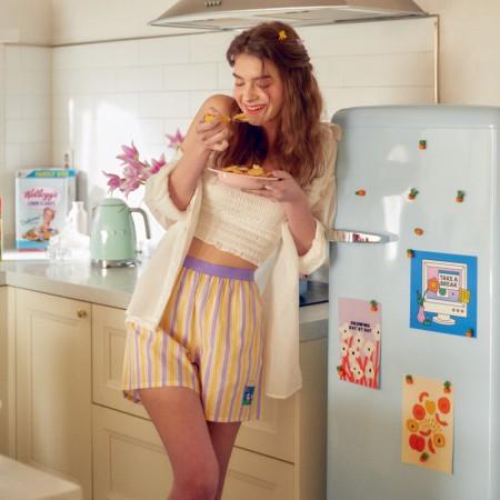 [EXID 하니의 선택] 여성용 맨살 트렁크! 아이스크림 2종세트! 이미지