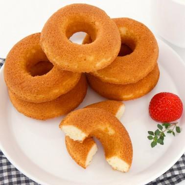 [지팔자]오븐에 구운 도너츠 버터맛(10입/1팩)*2팩 이미지