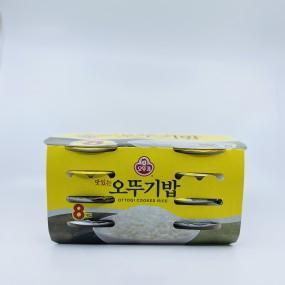 [아자마트]맛있는 오뚜기밥 210g*8입 이미지