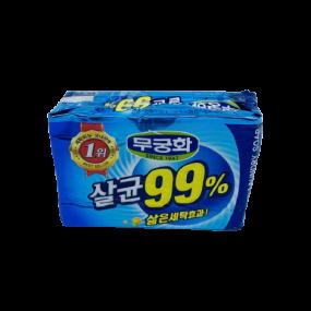 [아자마트]무궁화 살균99% 세탁비누(230g*4입) 이미지
