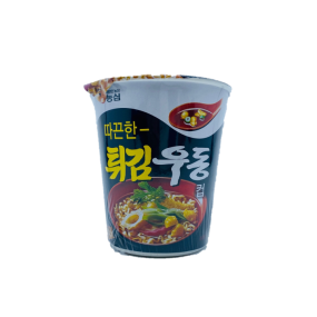 [아자마트]농심 튀김우동 소컵 62g 이미지