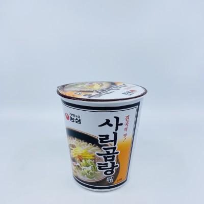 [아자마트]농심 사리곰탕 소컵 61g