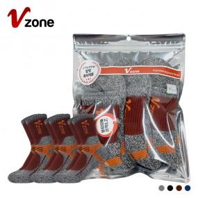 폴턴 V존 여성 안전 양말 PVC 3족 세트 이미지