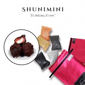 [슈니미니] 수제 프리미엄 초콜릿떡 6가지맛 혼합or선택 2팩 이미지