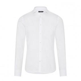 [제이린드버그] Non-iron Twill Superslim Shirt White FMST03851 이미지