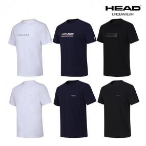 [헤드언더웨어] 베이직 언더티셔츠 6종 패키지 이미지
