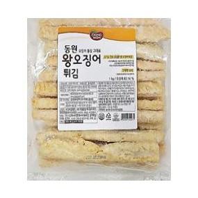 동원 왕오징어튀김 1kg 이미지