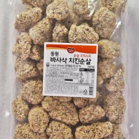 동원 바사삭 치킨순살 1kg 이미지