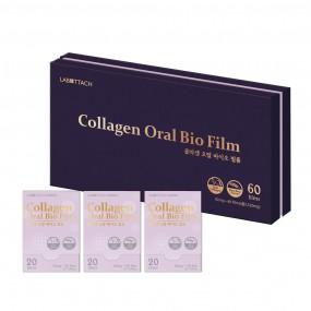 [라보타치] 콜라겐 오랄 바이오 필름 60매_물없이 먹는 콜라겐필름 이미지