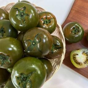 흑토마토 2kg (1-3번과) 이미지