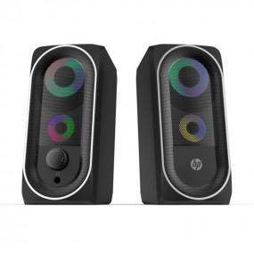 HP DHE-6001 2.0CH 멀티미디어 스피커 LED백라이트 6W 이미지