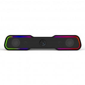 HP DHE-6002 2.0CH 멀티미디어 사운드바 LED백라이트 6W 이미지
