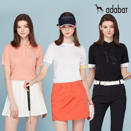 [ADABAT] NEW 아다바트 에센셜 라운딩 니트 여성 3종세트 이미지