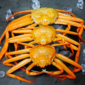 [정오의 특가] 특가행사! 가성비가 끝내주는 자연산 연지홍게 (자숙) 2kg  무료배송 [남해바다향] 이미지