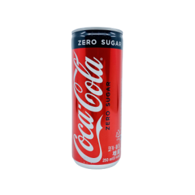 [아자마트]코카콜라 제로 250ml 이미지