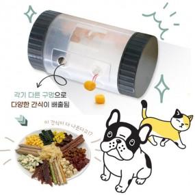 체인지업 토이 강아지 고양이 간식 장난감 / 분리불안 / 스트레스해소  / 노즈워크 이미지