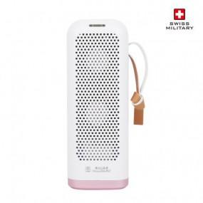 [스위스밀리터리] 휴대용 무선 공기청정기(핑크) RAP-13 이미지