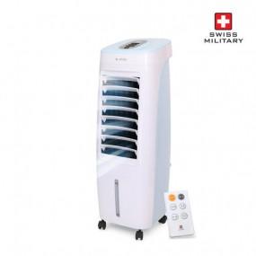 [스위스밀리터리] 에어쿨러 이동식 냉풍기 (리모컨형) SMA-FA02A 이미지