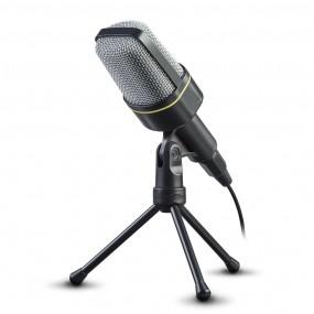 [개인방송장비]1인 방송용 스탠드형 콘덴서 마이크 KF-CM100 이미지