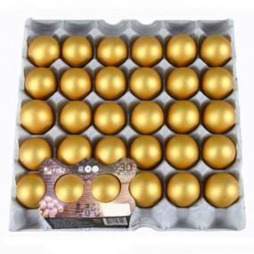 [채담]맥반석에 구운 황금란 30개(한판) 이미지